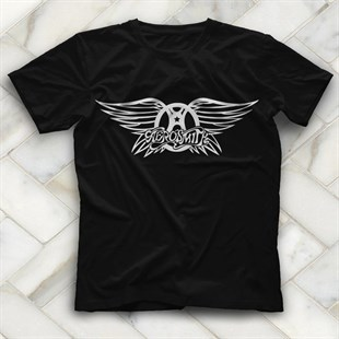 Aerosmith Black Unisex  T-Shirt - Tees - Shirts