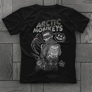 Arctic Monkeys One For The Road Black Unisex  T-Shirt - Tees - Shirts