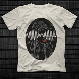 Arctic Monkeys White Unisex  T-Shirt - Tees - Shirts