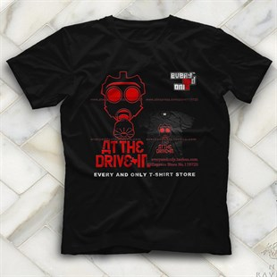 At the Drive-In Black Unisex  T-Shirt - Tees - Shirts