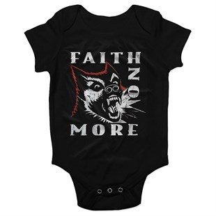 Faith No More Baby Bodysuit | Baby Onesie BRCA1898