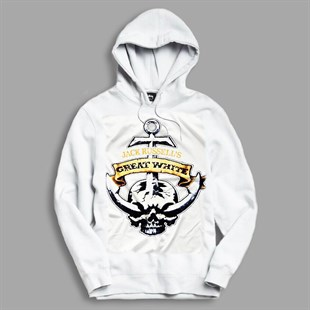 Great White Hoodie FRCA2140