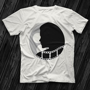 Actor White Unisex  T-Shirt