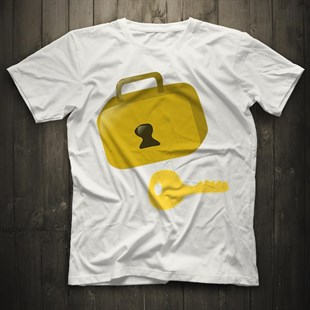 Key-maker White Unisex  T-Shirt