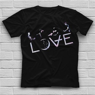 Angels and Airwaves Siyah Unisex Tişört T-Shirt - TişörtFabrikası