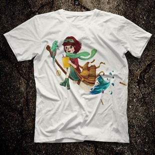 Animator White Unisex  T-Shirt