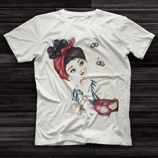 Cook White Unisex  T-Shirt