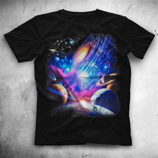 Astrophysicist Black Unisex  T-Shirt