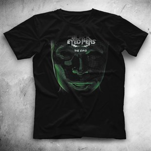 Black Eyed Peas Black Unisex  T-Shirt - Tees