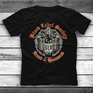 Black Label Society Black Unisex  T-Shirt - Tees - Shirts