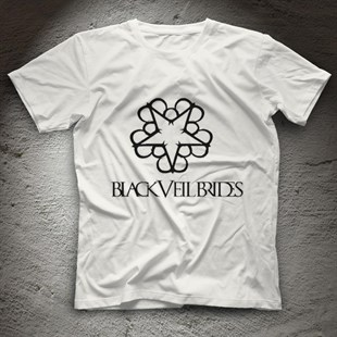 Black Veil Brides White Unisex  T-Shirt - Tees - Shirts