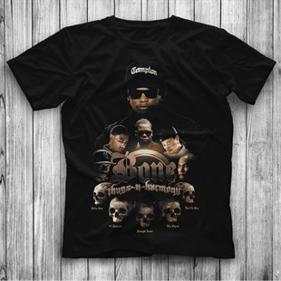 Bone Thugs-n-Harmony Black Unisex  T-Shirt - Tees - Shirts