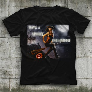 Halloween Black Unisex  T-Shirt