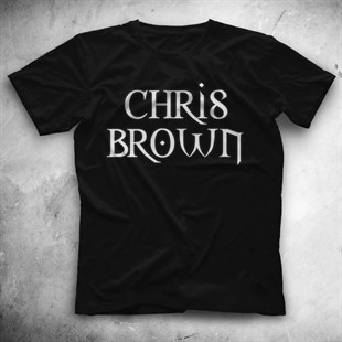 Chris Brown Black Unisex  T-Shirt - Tees - Shirts