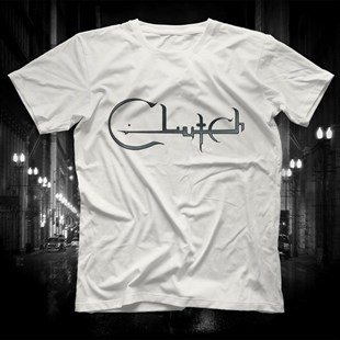 Clutch White Unisex  T-Shirt - Tees - Shirts
