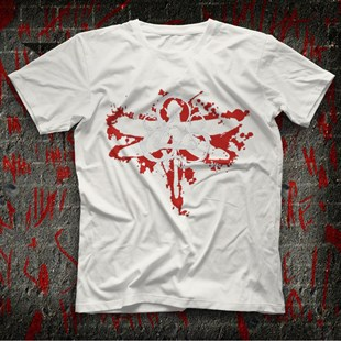 Coheed and Cambria White Unisex  T-Shirt - Tees - Shirts