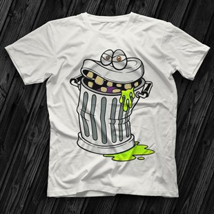 Waste Collector White Unisex  T-Shirt