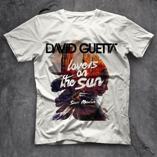 David Guetta White Unisex  T-Shirt