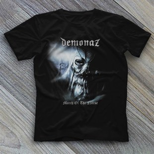 Demonaz Black Unisex  T-Shirt - Tees - Shirts