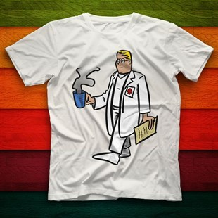 Doctor White Unisex  T-Shirt