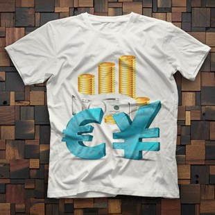 Money changer White Unisex  T-Shirt
