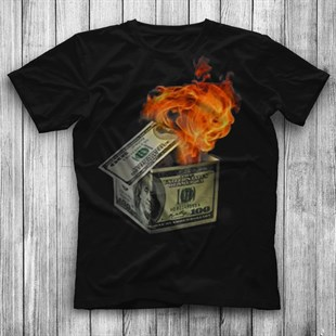Money changer Black Unisex  T-Shirt