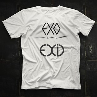 EXID K-Pop White Unisex  T-Shirt - Tees - Shirts