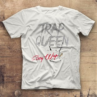 Fetty Wap White Unisex  T-Shirt - Tees