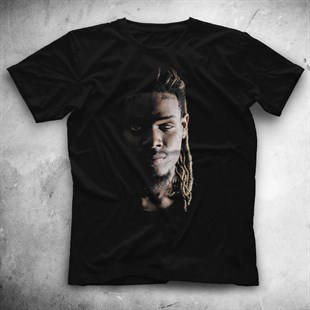 Fetty Wap Black Unisex  T-Shirt - Tees