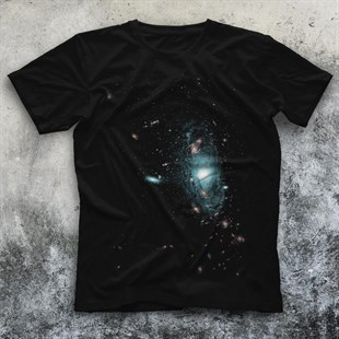 Galaxy Black Unisex  T-Shirt