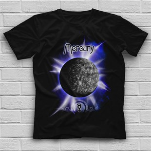 Mercury Black Unisex  T-Shirt