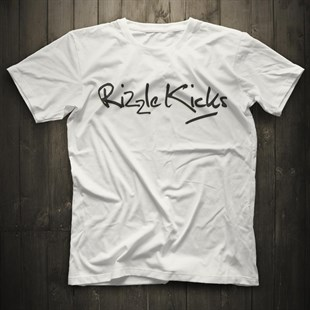 Rizzle Kicks White Unisex  T-Shirt - Tees