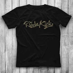 Rizzle Kicks Black Unisex  T-Shirt - Tees