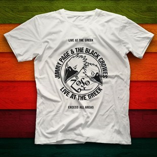 The Black Crowes White Unisex  T-Shirt - Tees - Shirts