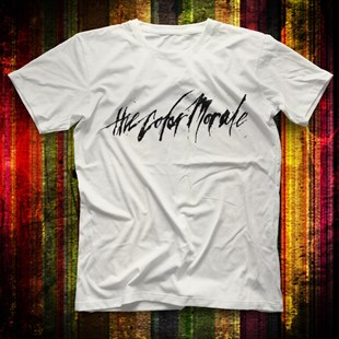 The Color Morale White Unisex  T-Shirt - Tees - Shirts