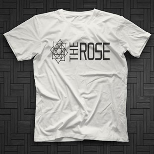 The Rose K-Pop White Unisex  T-Shirt - Tees - Shirts
