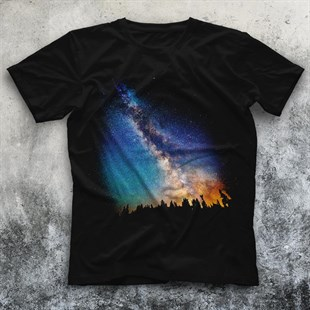 Star Black Unisex  T-Shirt